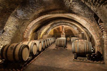 cantine di vino