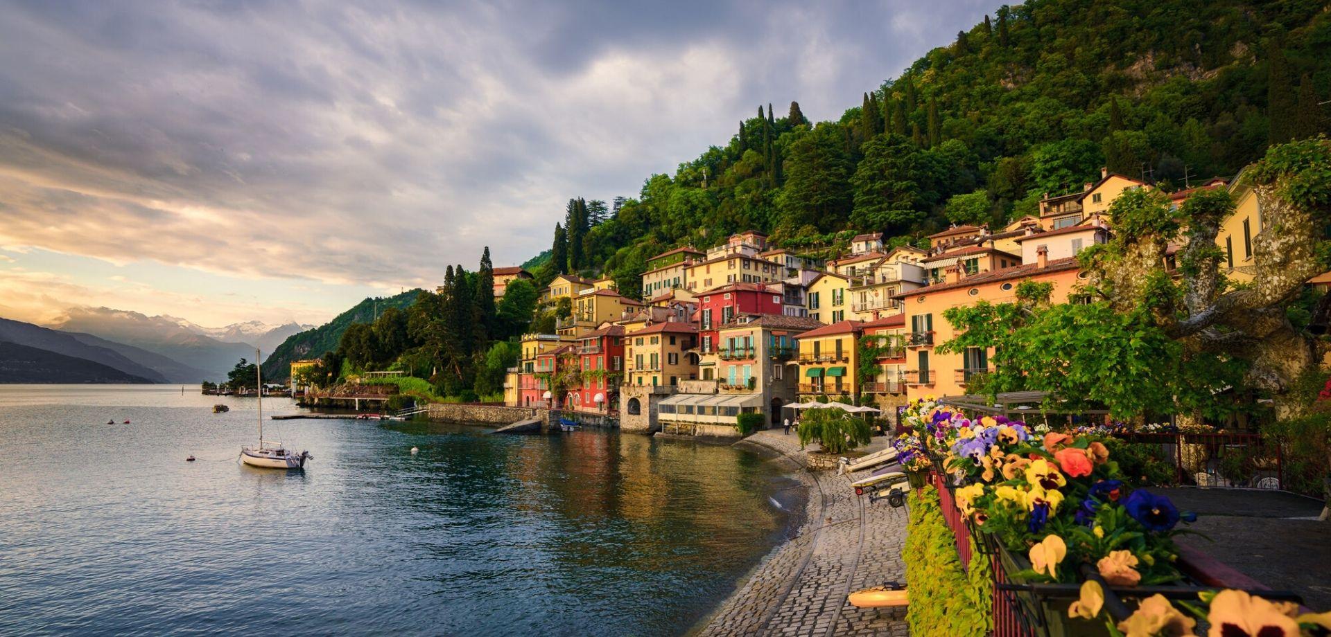 Lake Como Tours to discover the crotti