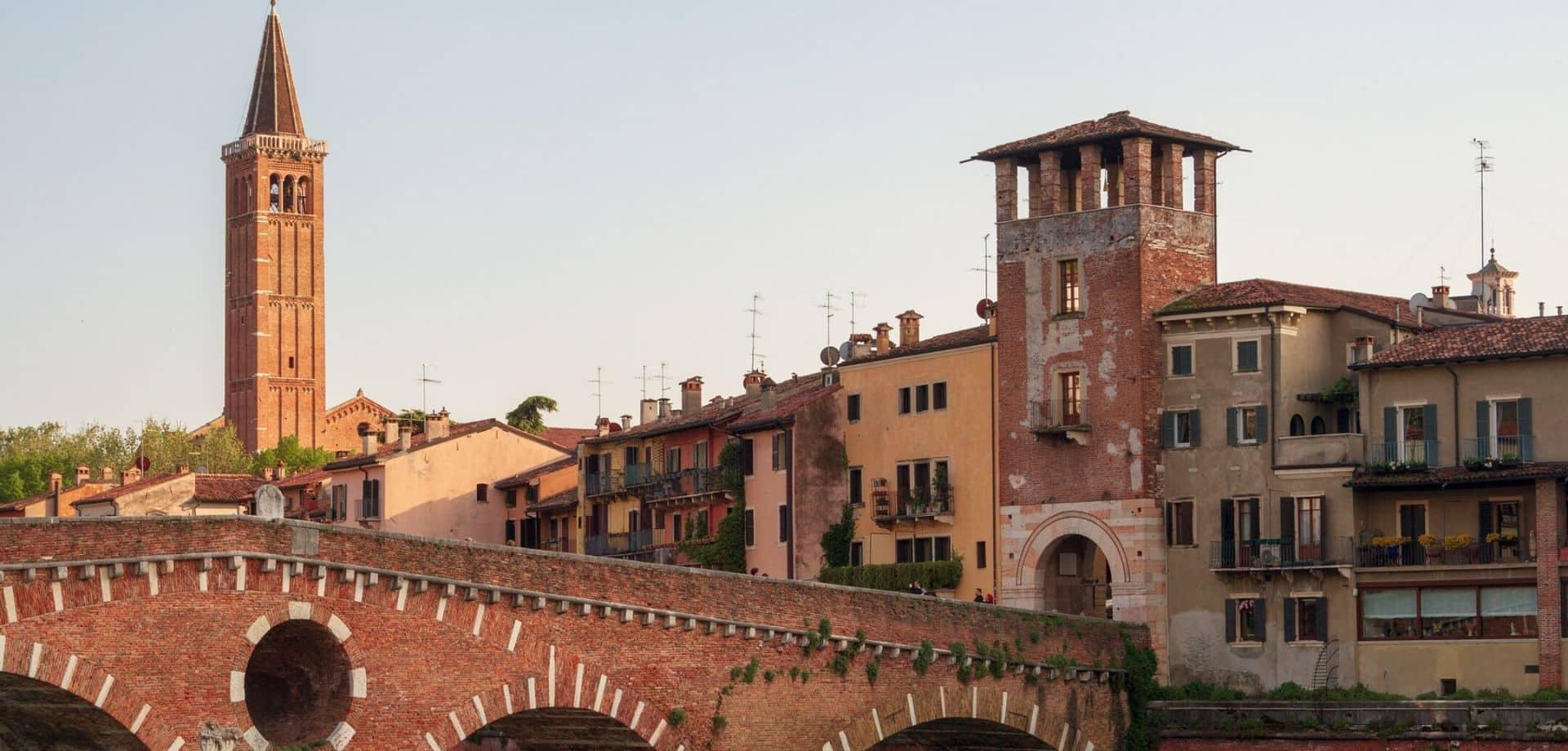 Verona e Lago di Garda tra parchi e gastronomia