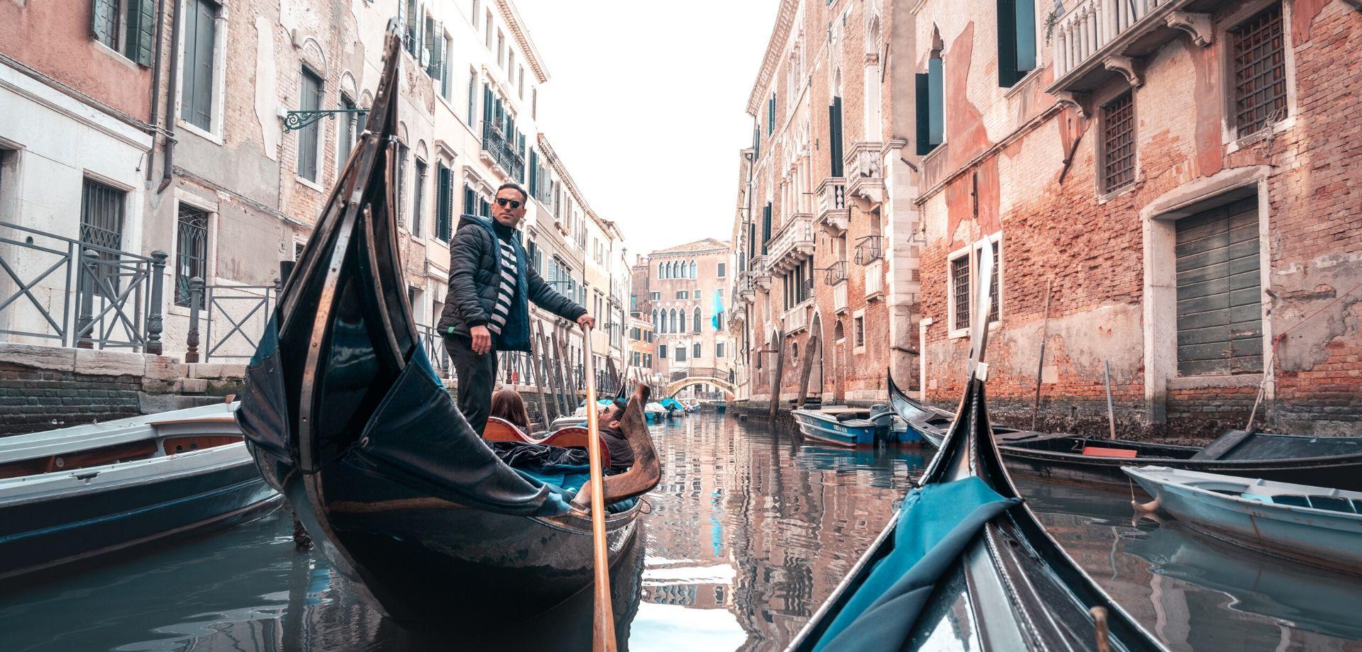 Voga veneta e bacari veneziani