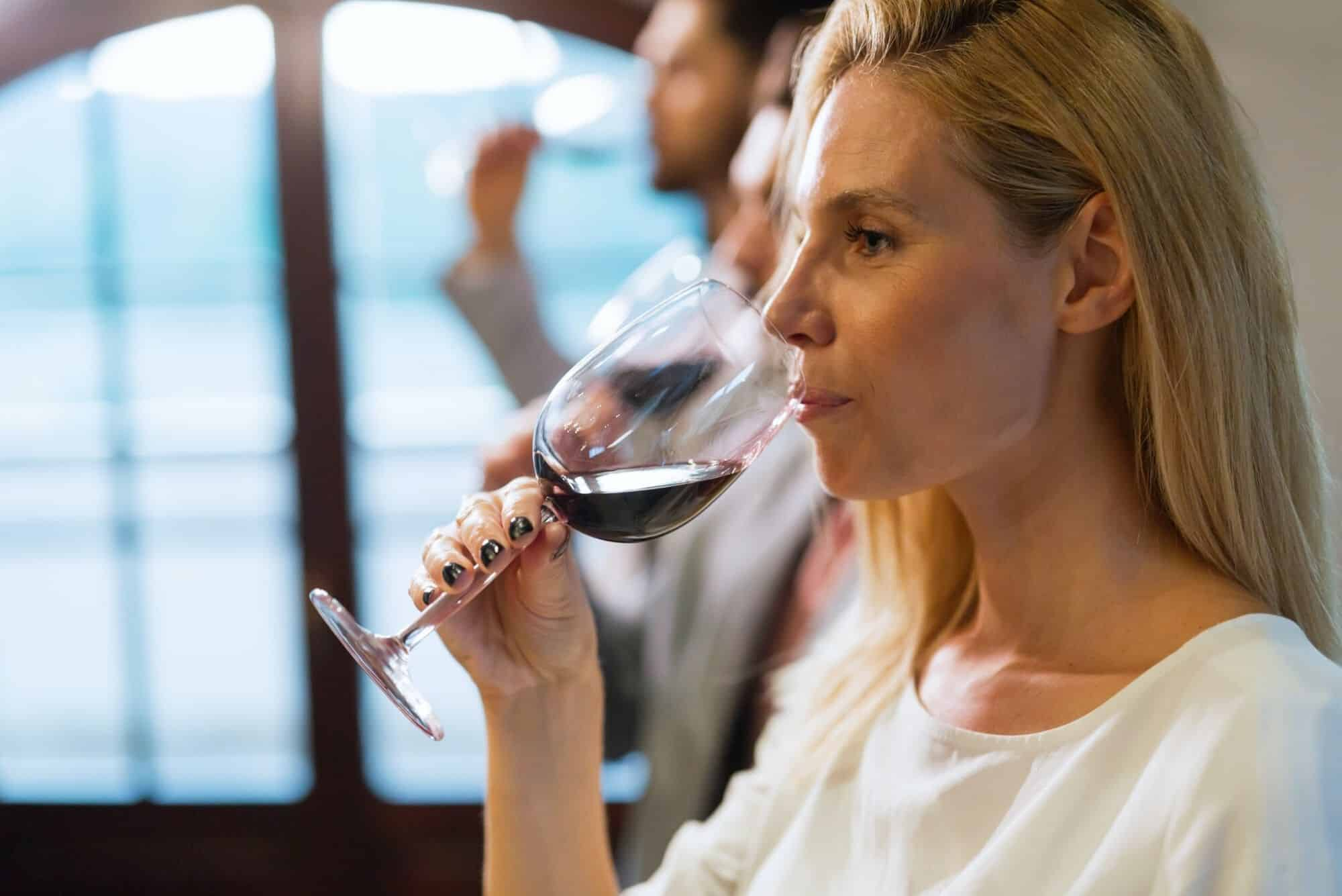 about wine tasting