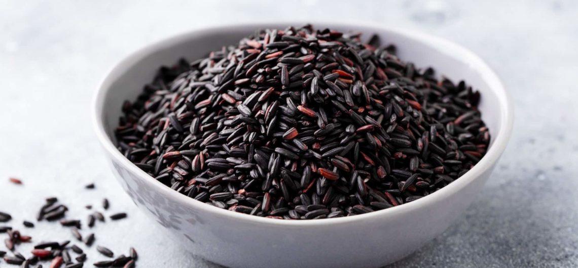 cucinare il riso venere