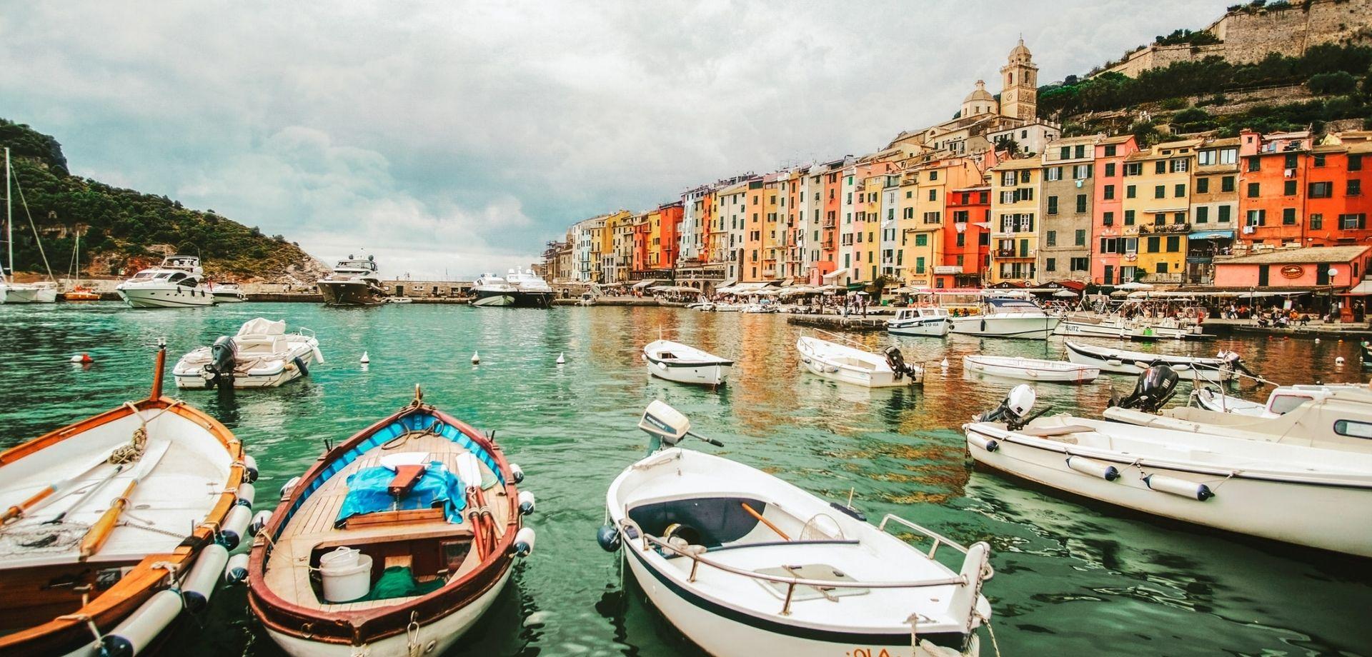 Portovenere and the beautiful Lunigiana