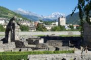 castelli valle d aosta