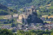 castello valle d'aosta