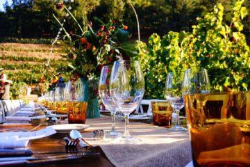 pranzo in toscana