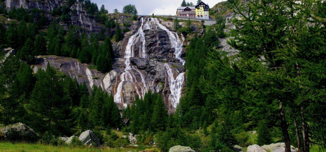 cascata del toce
