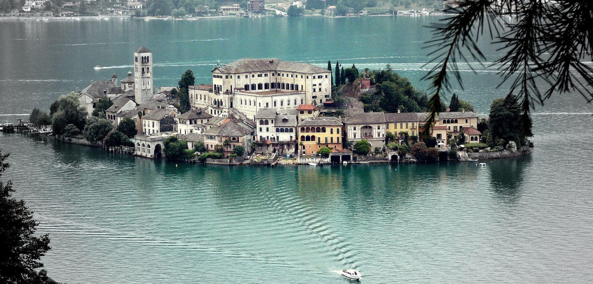 Fuga nel gusto tra Lago d'Orta e Monferrato