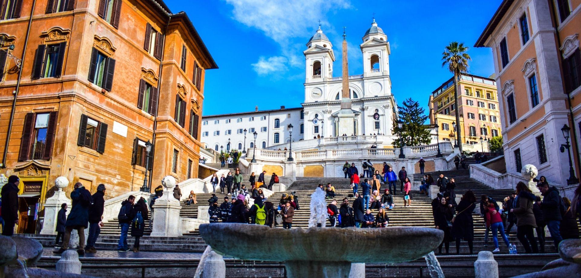 Roma, Napoli, Firenze e Venezia con gusto