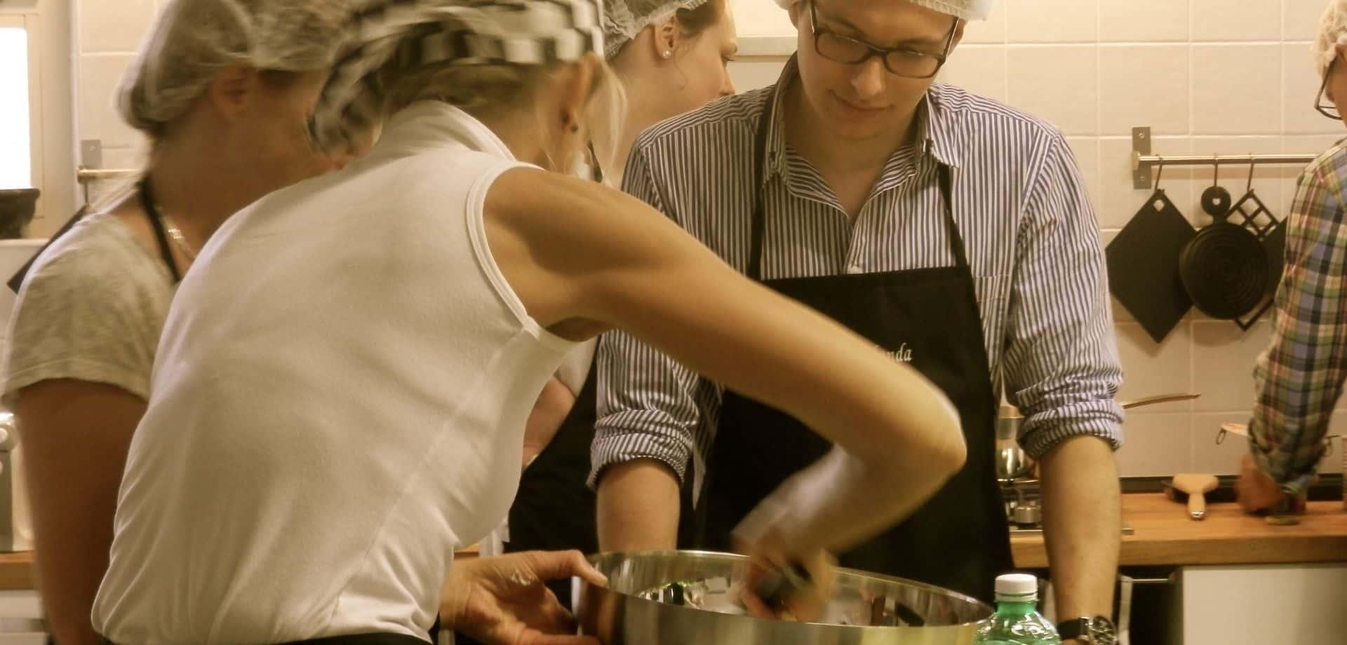 Corsi di cucina in Umbria con la Contessa