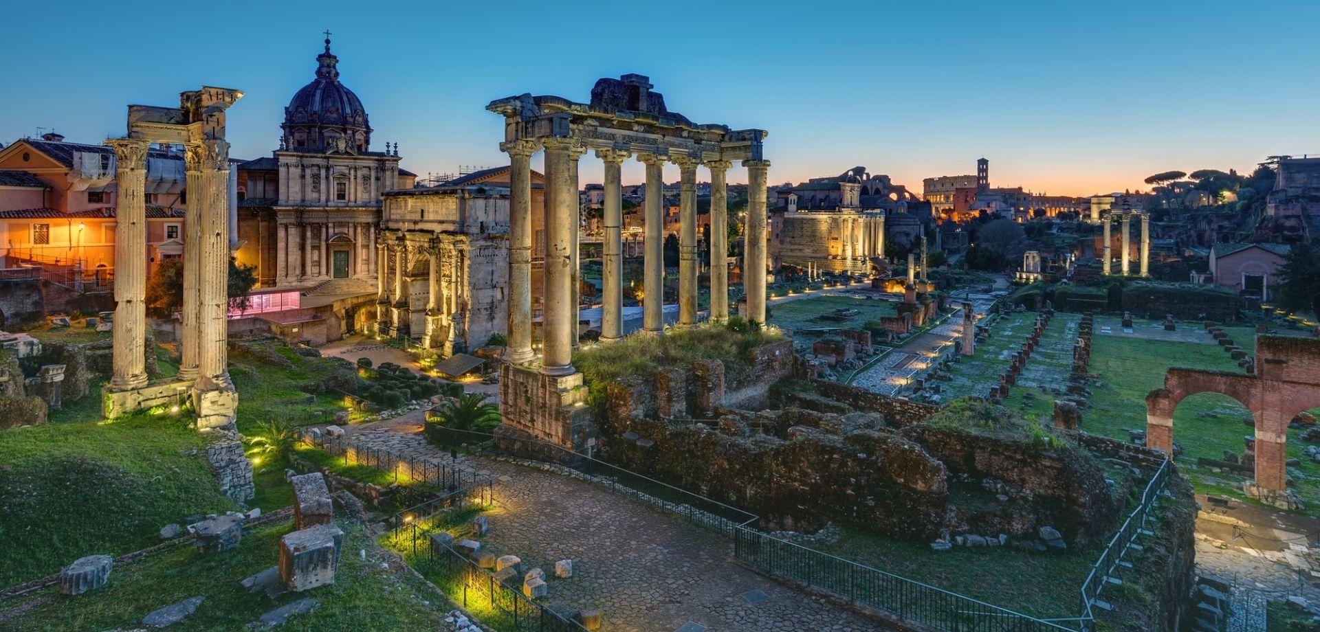 La grande bellezza di Roma e dintorni