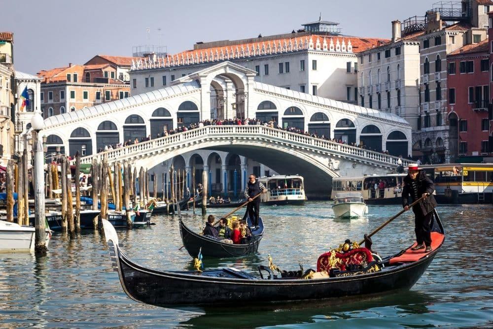 gita in barca a venezia
