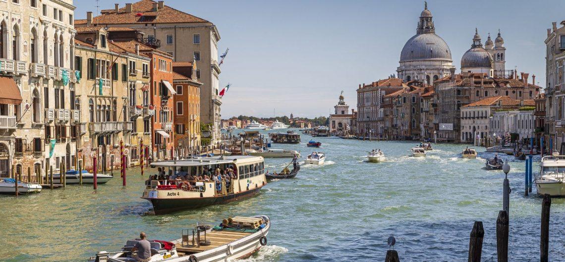 gita in barca venezia