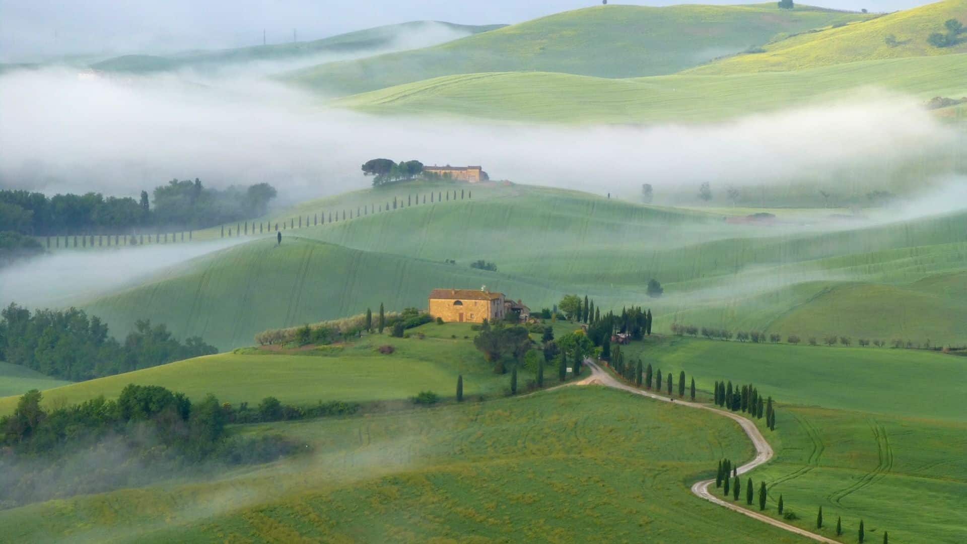 Cosa vedere in Val d'Orcia?