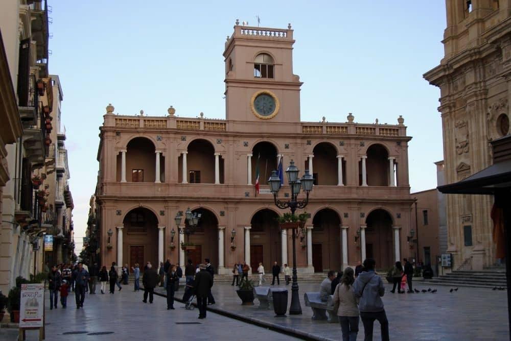 marsala piazza della repubblica