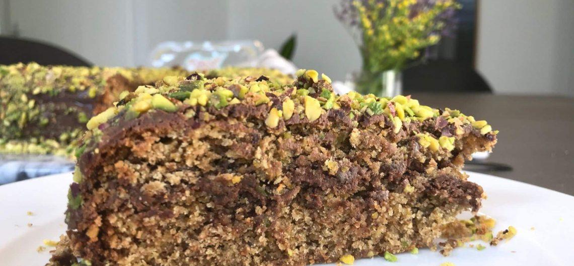 torta al pistacchio di bronte