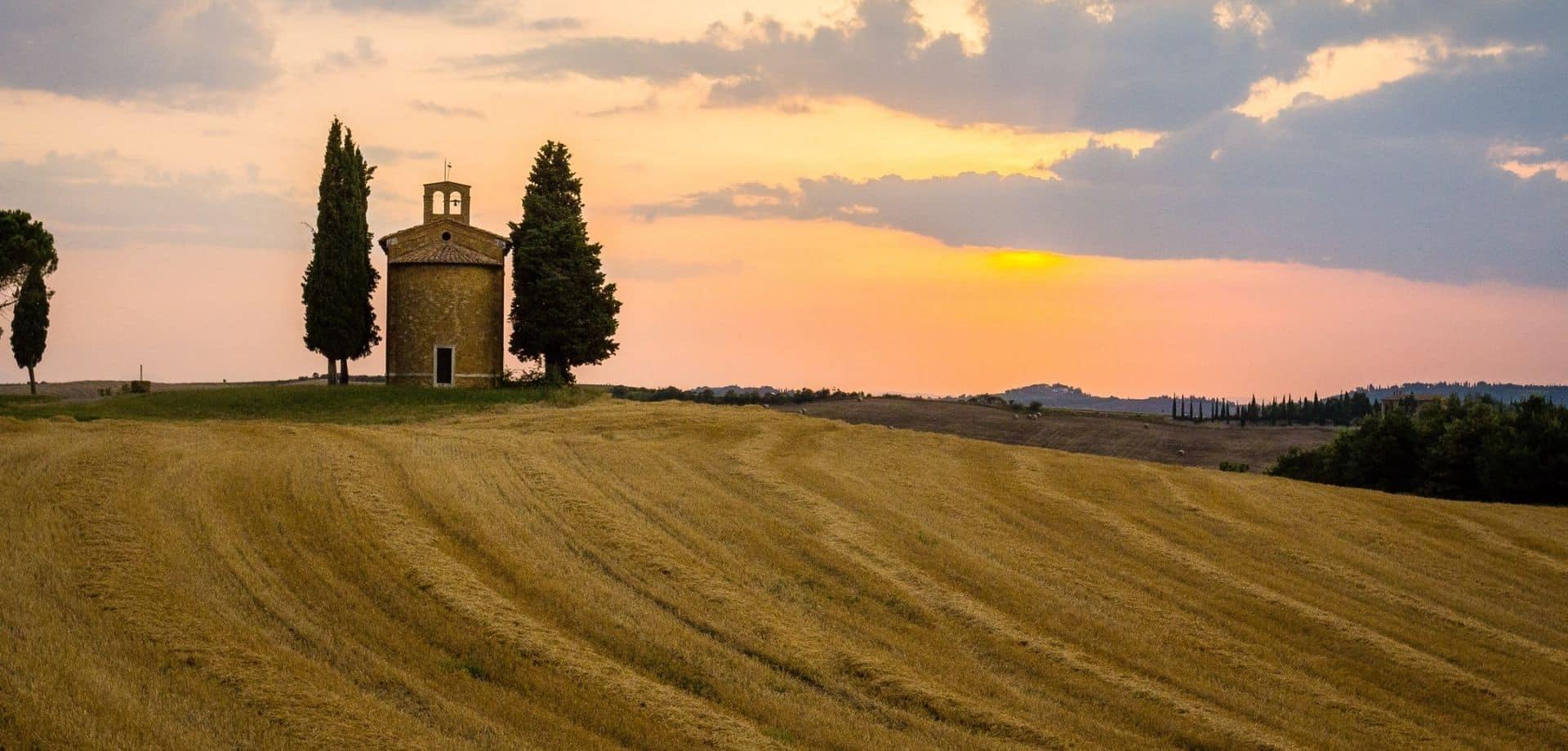 Tour della Toscana tra borghi e gusto