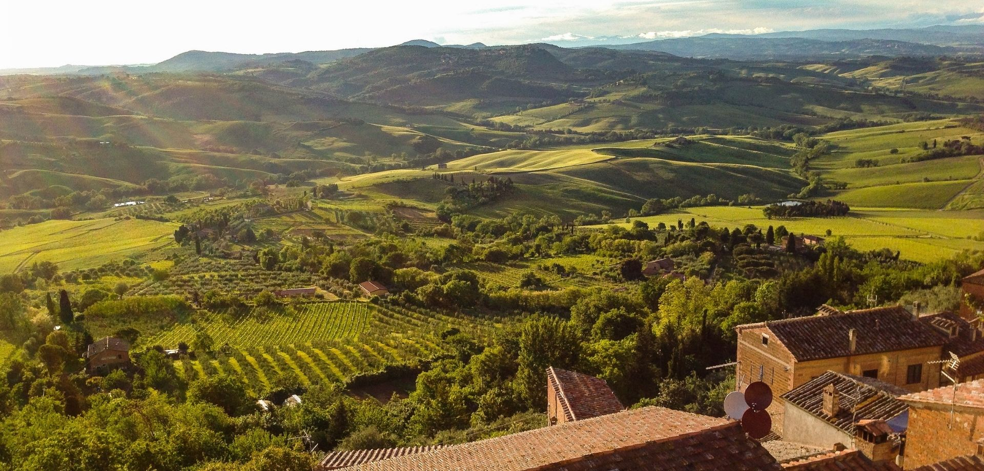 Weekend in bici e degustazione vini in Toscana